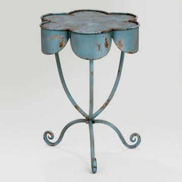 Flower Olivia Accent Table